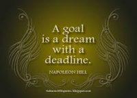Goal Setting Simplification