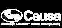 CAUSA Oregons Immigrant Rights Organization